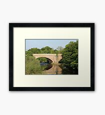 Brompton on Swale Framed Print