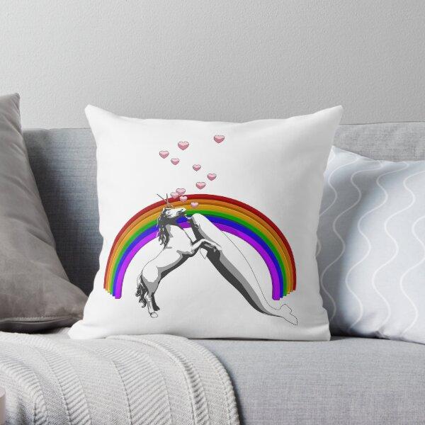 Inclusive Love Throw Pillow