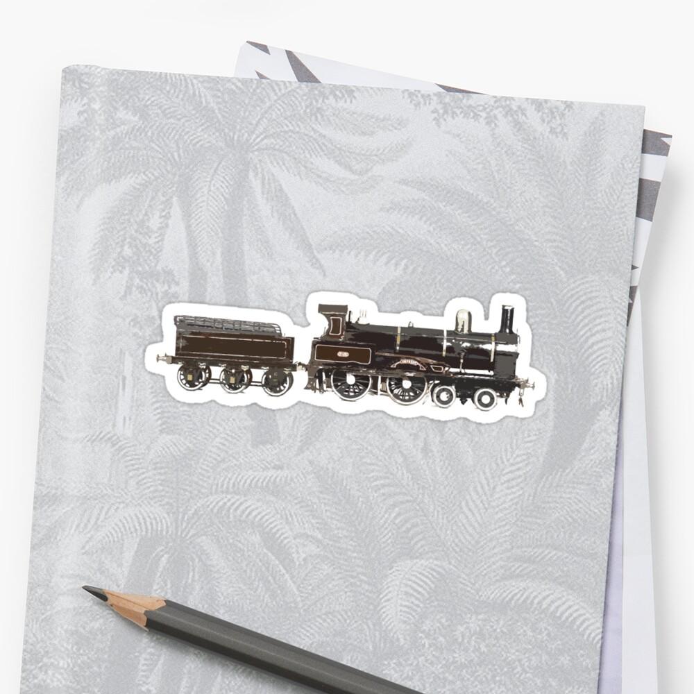 train brown by tinncity