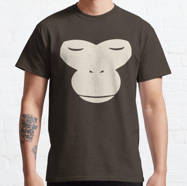 Meditative Monkey Classic T-Shirt