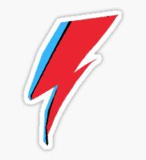 David Bowie / Ziggy Stardust Makeup Sticker