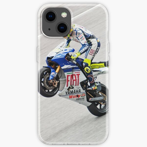 Valentino Rossi Sepang Malaysia iPhone Flexible Hülle