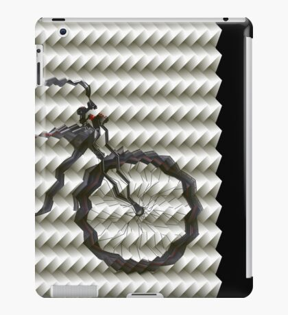 Folded Bike iPad Case/Skin