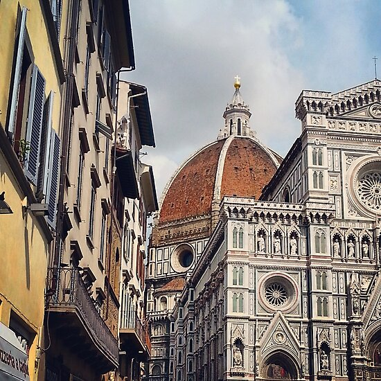 Florence Cathedral by MJKDesign