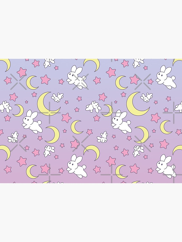 Usagi Pattern Old Style by elfenlied29