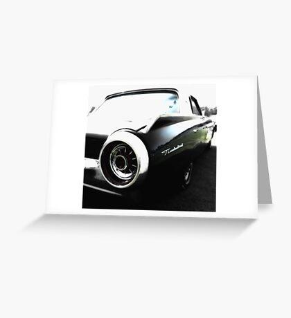 Thunderbird Greeting Card
