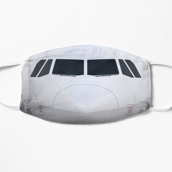 Airbus A320 Nose View Mask