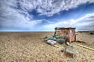 Fisherman's Shack by Nigel Bangert
