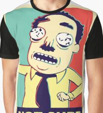 Rick and Morty: Ants in my Eyes Johnson  Graphic T-Shirt