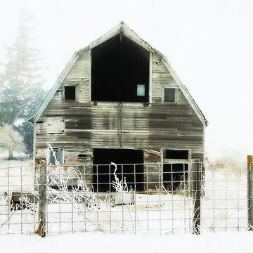 Little Barn by BarnArtandMore