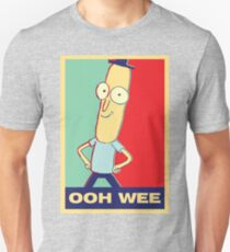 "Rick and Morty: Mr.PoopyButthole ""ooh wee"" T-Shirt"