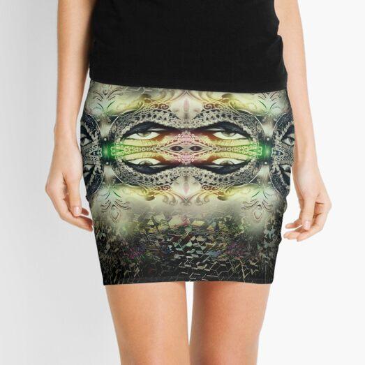 Imagine Infinitely  Mini Skirt