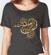 Ball/Royal Python - Spider Morph Women's Relaxed Fit T-Shirt