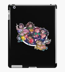 Berry and Fruit Grumps iPad Case/Skin