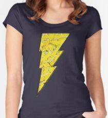 Black Adam - DC Spray Paint Women's Fitted Scoop T-Shirt