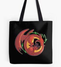 American Dragon Tote Bag