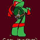 Teenage Mutant Ninja Turtles- Raphael by LillyKitten