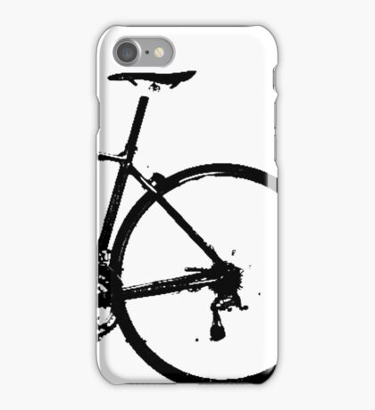 bike crank iPhone Case/Skin