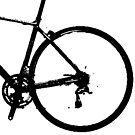 bike crank by tinncity