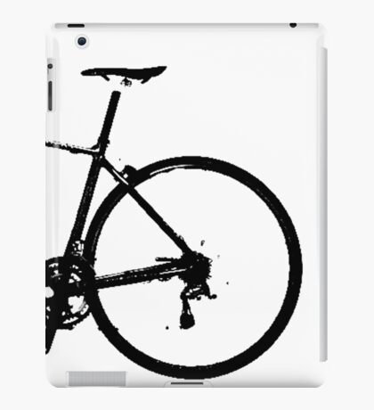 bike crank iPad Case/Skin