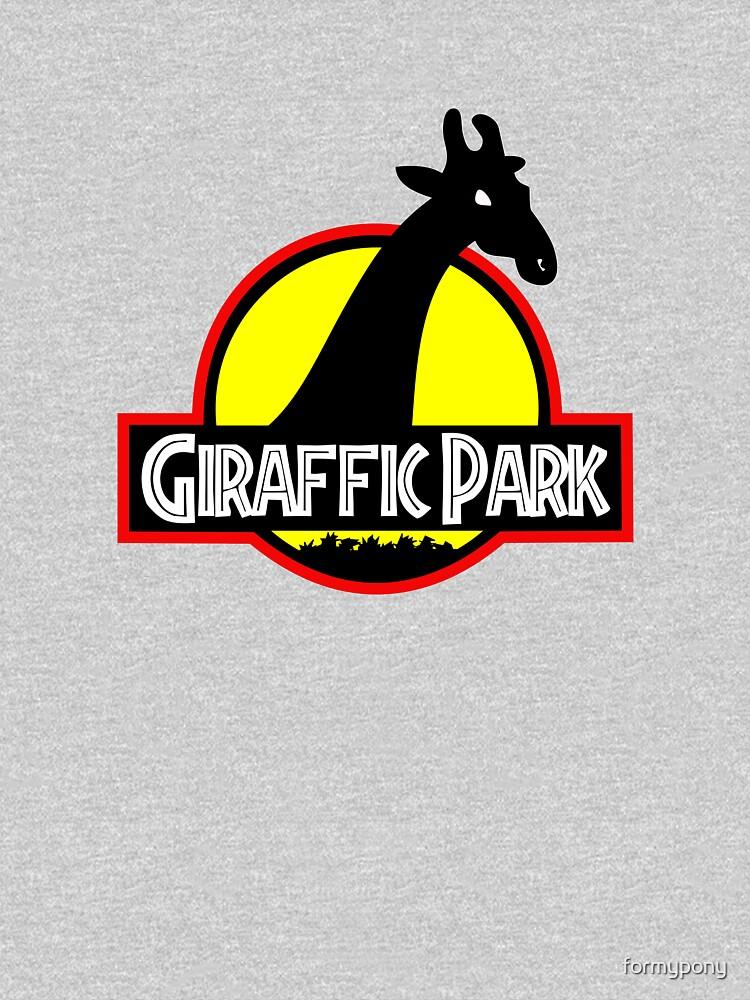 Giraffic Park | Unisex T-Shirt