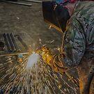 The Ironworker by Adam Northam