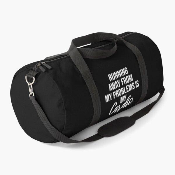 Funny Cardio Duffle Bag