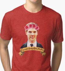 Cumberbitch shirt Tri-blend T-Shirt