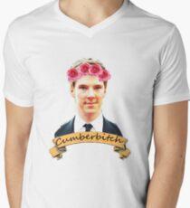 Cumberbitch shirt Men's V-Neck T-Shirt