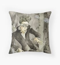 Blackstar Throw Pillow