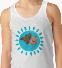 Bear Float Tank Top
