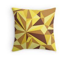 Pineapple Explosion Throw Pillow