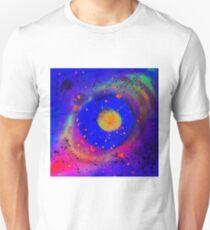 Neon Nebulous Glow Unisex T-Shirt