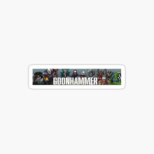 Goonhammer October 2020 Sticker