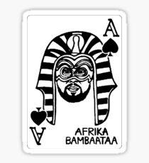 afrika bambaataa Sticker