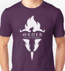 ORDER Of The Phoenix White T-Shirt