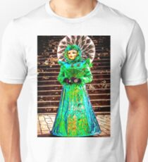 'Peackock, Maybe?' - Carnival Masquerade Costume T-Shirt