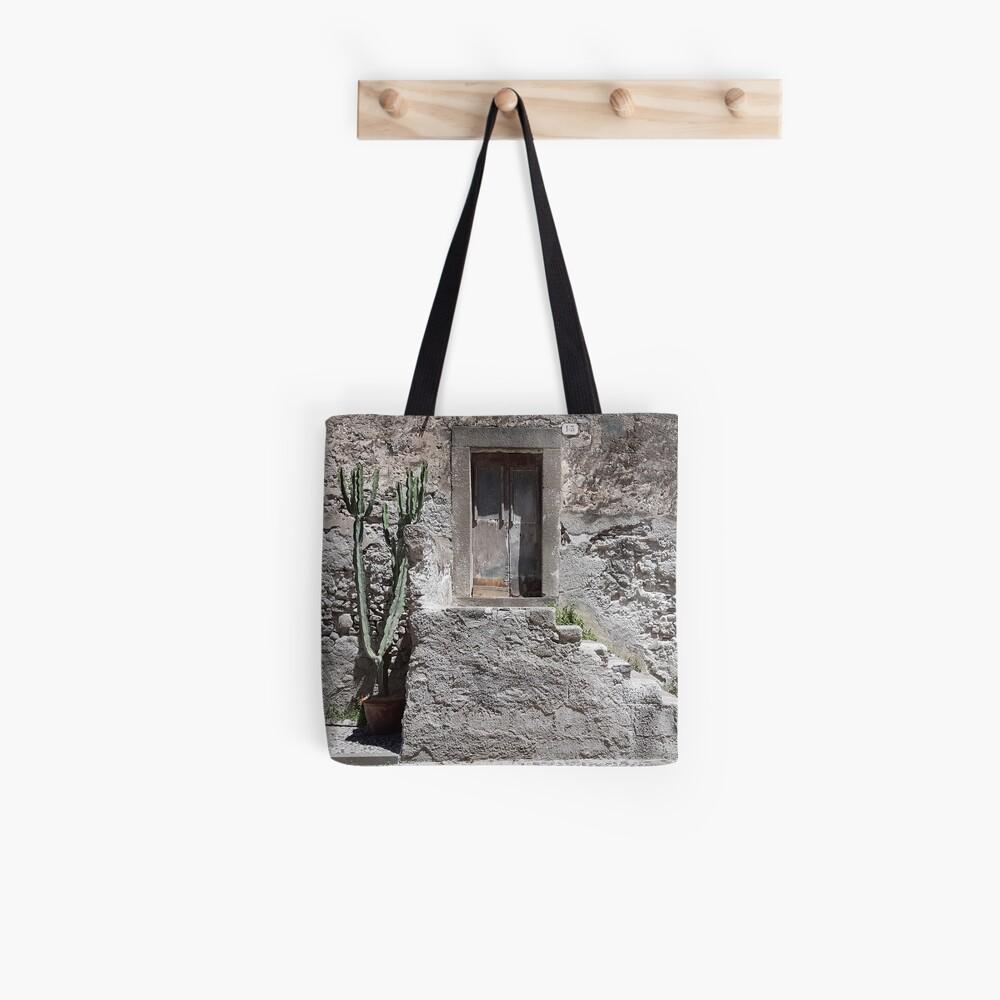 Textures of Sicily (Lipari) Tote Bag