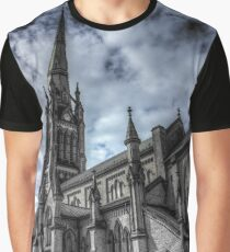St. James Cathedral 5 Graphic T-Shirt