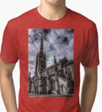 St. James Cathedral 5 Tri-blend T-Shirt
