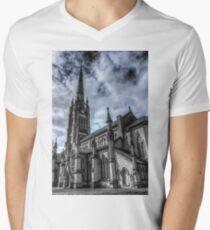 St. James Cathedral 5 Mens V-Neck T-Shirt