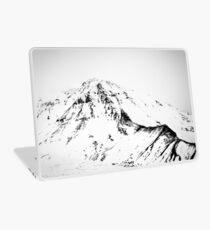Denali - Chiseled Mountain BW Laptop Skin