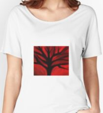 The Tree Women's Relaxed Fit T-Shirt