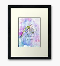 Faith-inspiration Framed Print