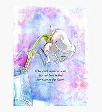 Faith-inspiration Photographic Print