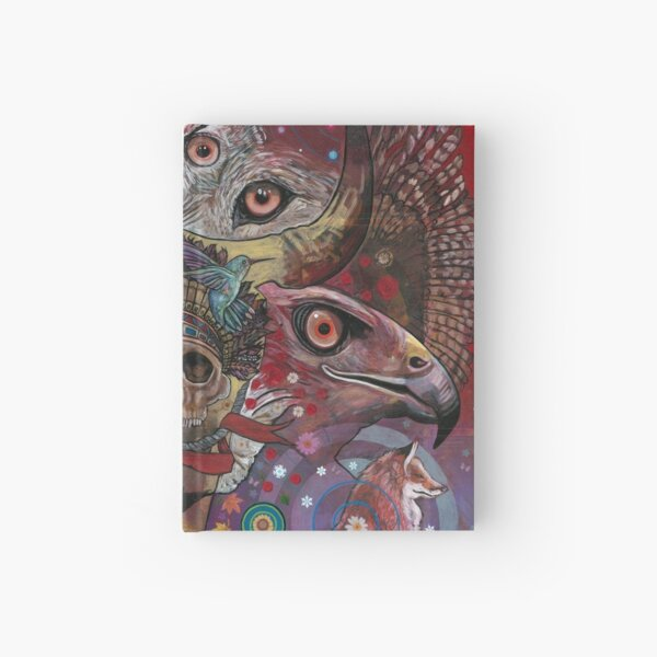 """Totem"" Hardcover Journal"