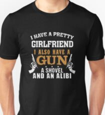 I Have A Girlfriend T Shirts Redbubble