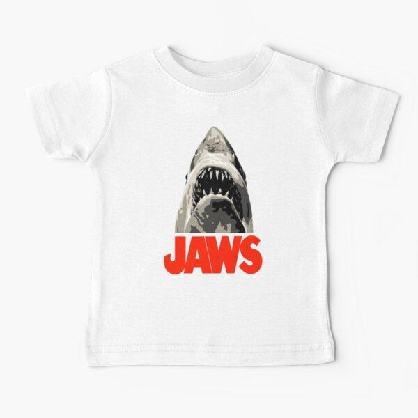 JAWS - Great White Shark Baby T-Shirt