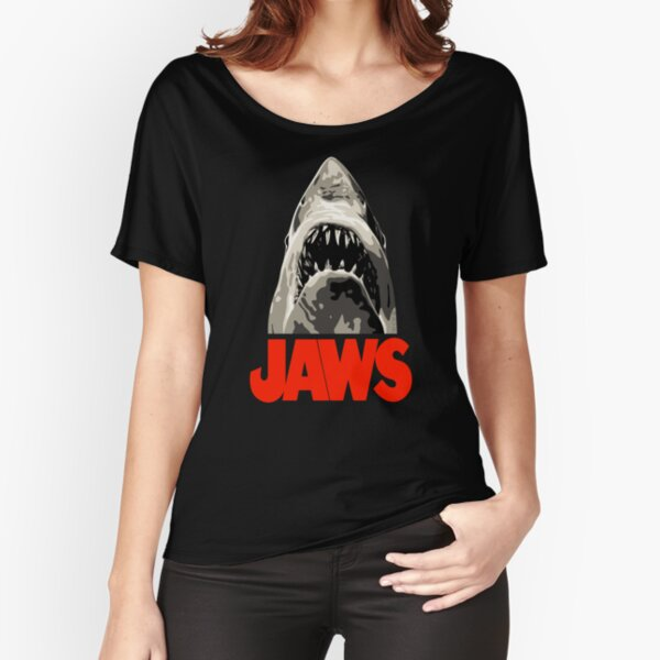JAWS - Great White Shark Relaxed Fit T-Shirt