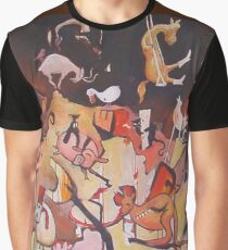 'Carnival of Animals' Graphic T-Shirt